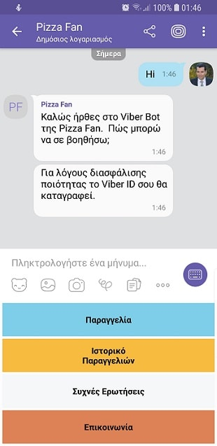 INFOLYSiS - A Viber Trusted Partner for Chatbot Apps